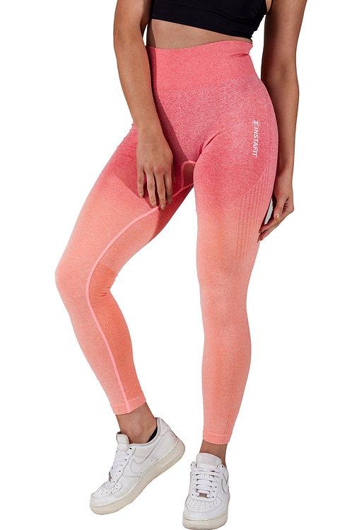 Peach Fade Leggings