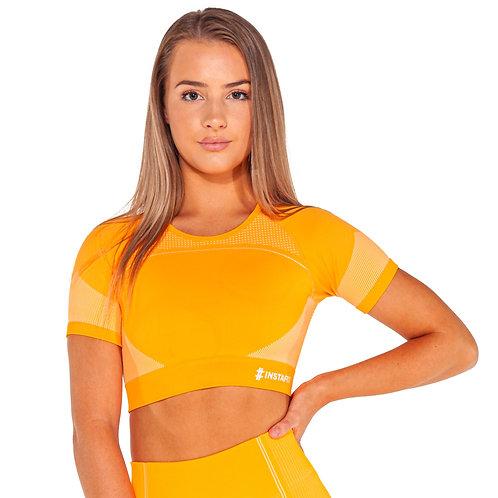 Orange Ultra Cropped Top