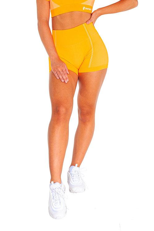 Orange Ultra Shorts