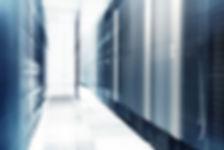 ranks of modern server hardware in data