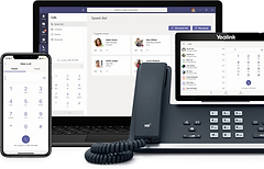 Microsoft Teams Phones and devices