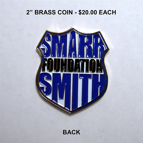 Smarr and Smith Coin (Tax Added)