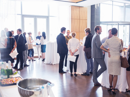 The secret to effective networking