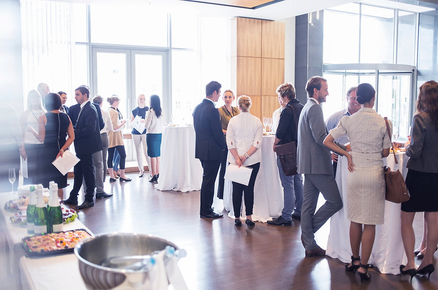 Corporate Staff events hire Auckland