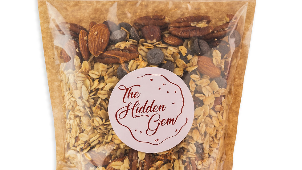 Granola Pack (400 grams)
