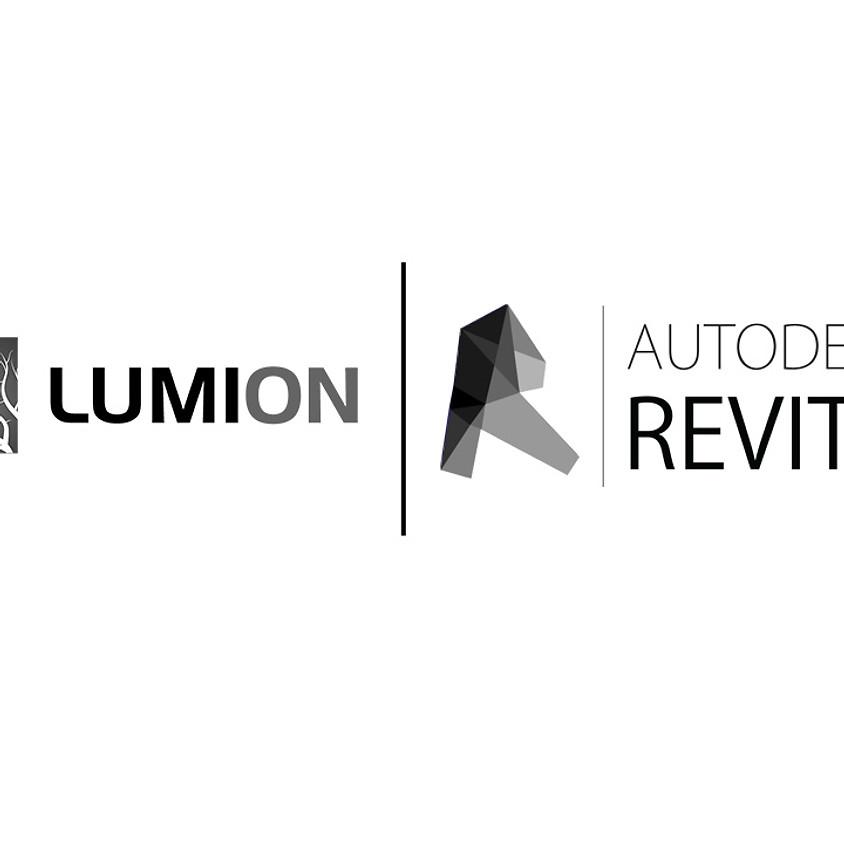 Lumion for REVIT (للمبتدئين)