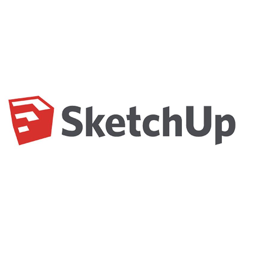 SketchUp  (للمبتدئين)