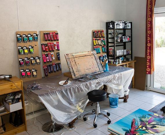 Tableaux Abstrait Moderne à Bergerac, Instinctive Paint vous propose des tableaux art déco moderne à Bergerac. Peintre Art Abstrait Bergerac (24), Dordogne.