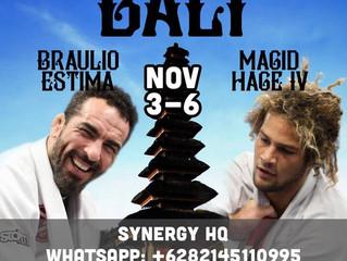 Bali BJJ Seminar with Braulio Estima andMagid Hage IV