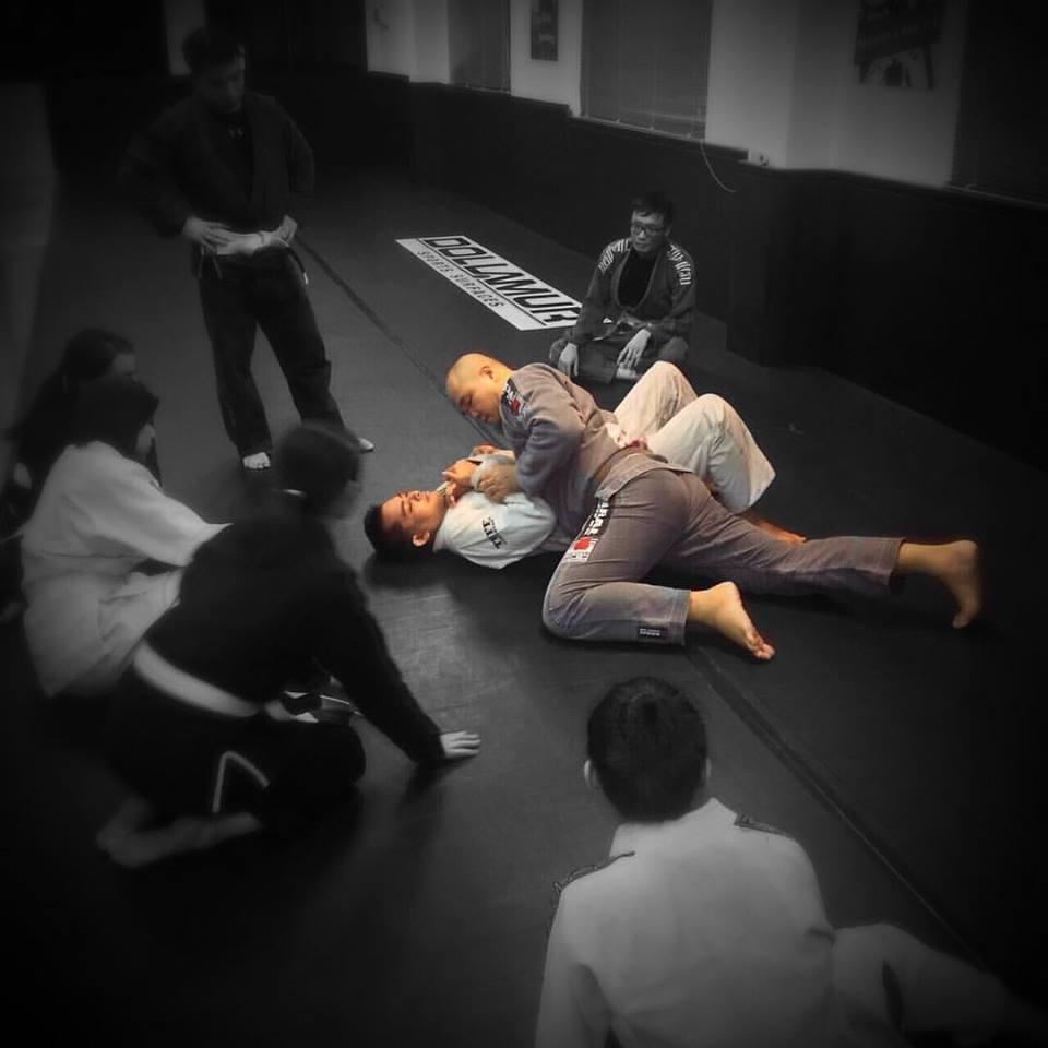 Braxilian Jiu-Jitsu Malaysia (BJJ)