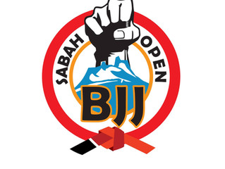 The Sabah Open BJJ & Submission Grappling Tournament
