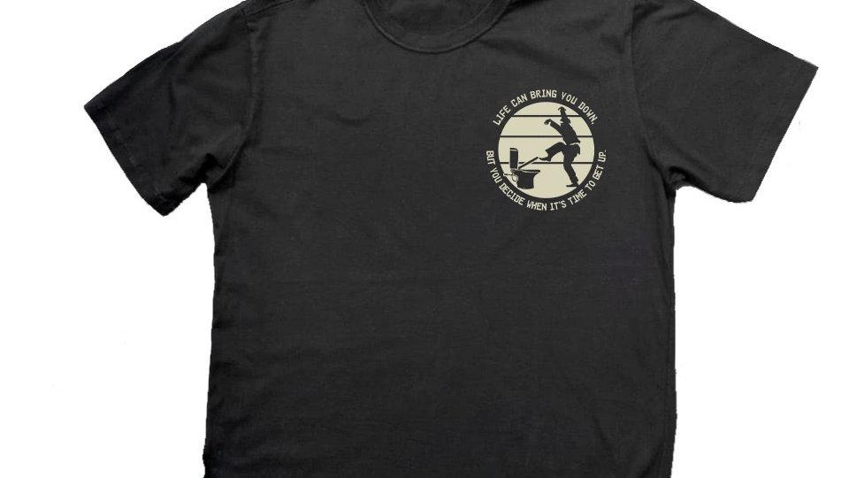 Karateka - cor preta