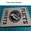 Thumbnail: Kit estampa banda - camiseta, cartaz caixa e molde stencil Flicts Liberta!