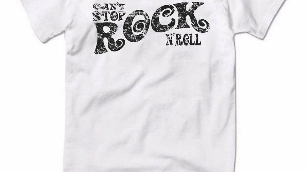 Can't Stop Rock N'Roll - branca