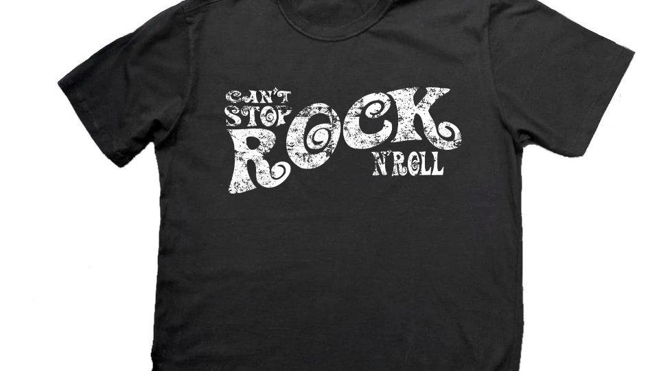 Can't Stop Rock N'Roll - preta