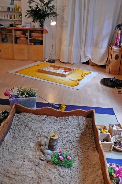 fortbildung Gestaltpädagogik und Spielwe