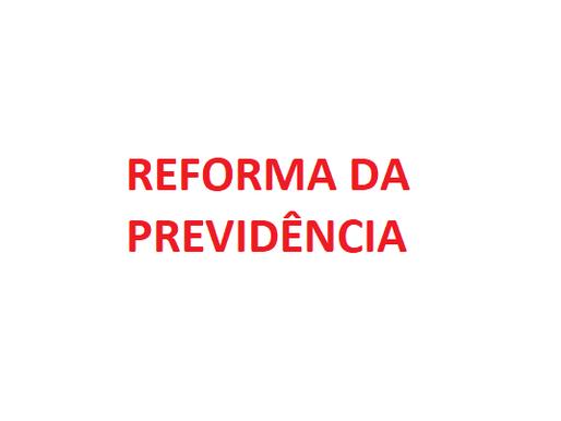 Reforma da Previdência: entenda a proposta ponto a ponto