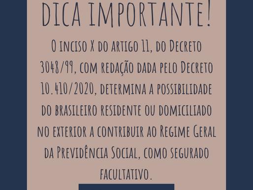 FICA A DICA!