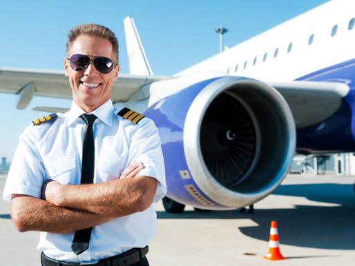 Piloto de avião tem direito a contagem de Tempo Especial