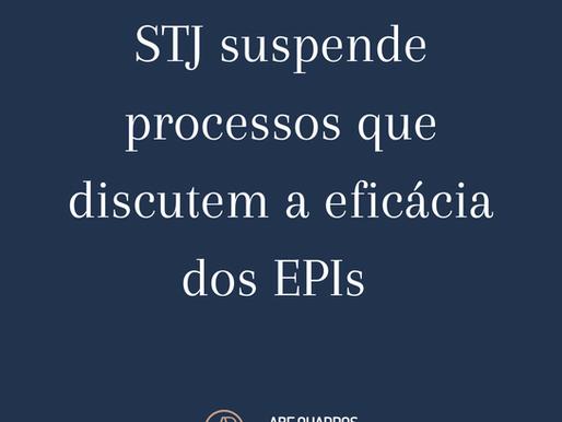 Tema 1.090 do STJ: suspensão dos processos que discutem a eficácia dos EPIs?