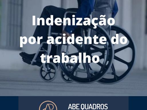 Paraplegia por acidente de trabalho gera indenização por danos morais e estéticos