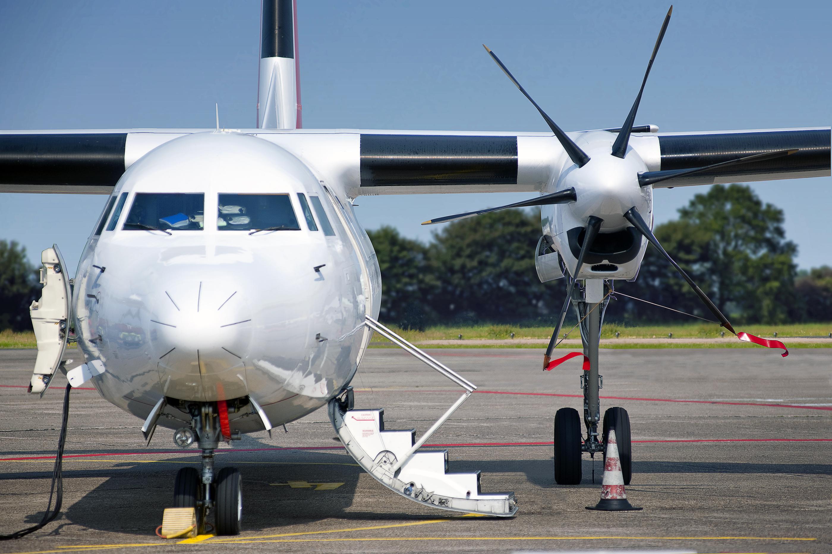 Propellor Aircraft