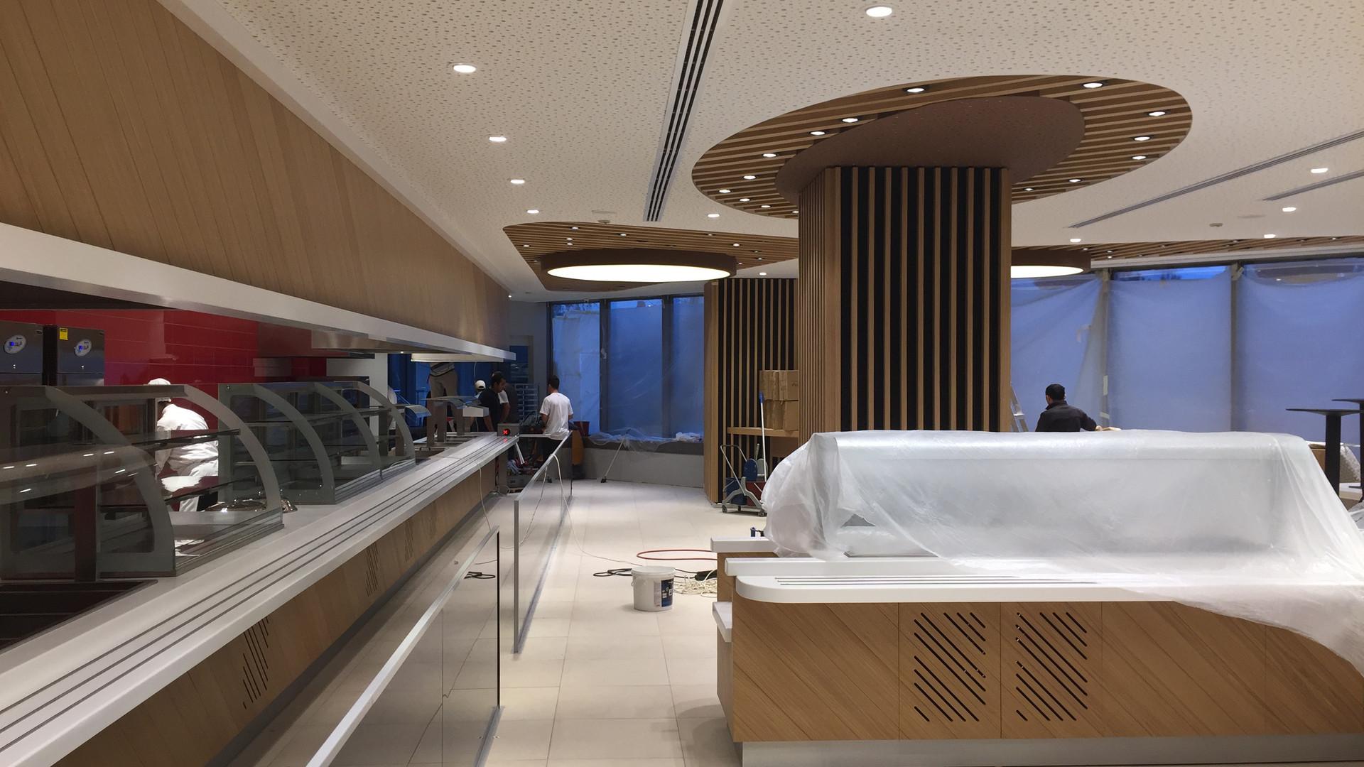 Hürriyet Restaurant - Acoustic Design
