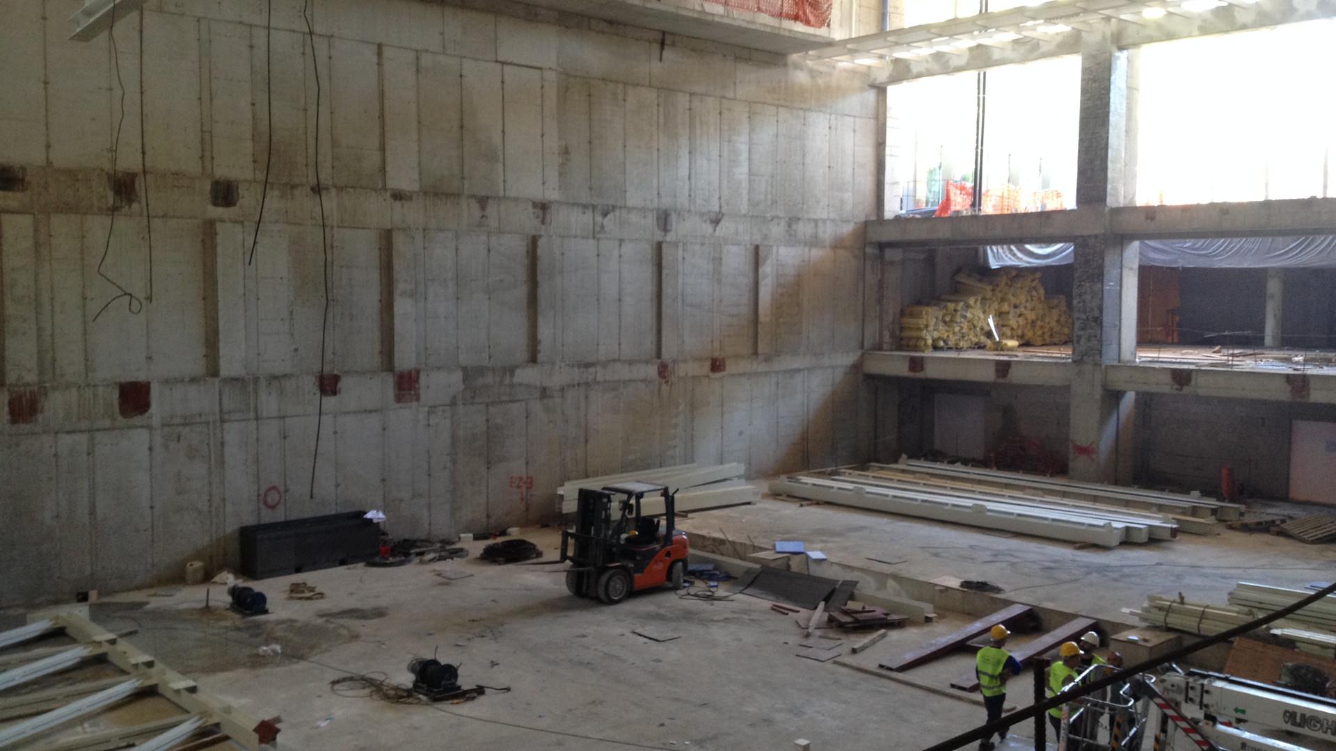 UNIQ HALL ROUGH CONSTRUCTION CONSULTING