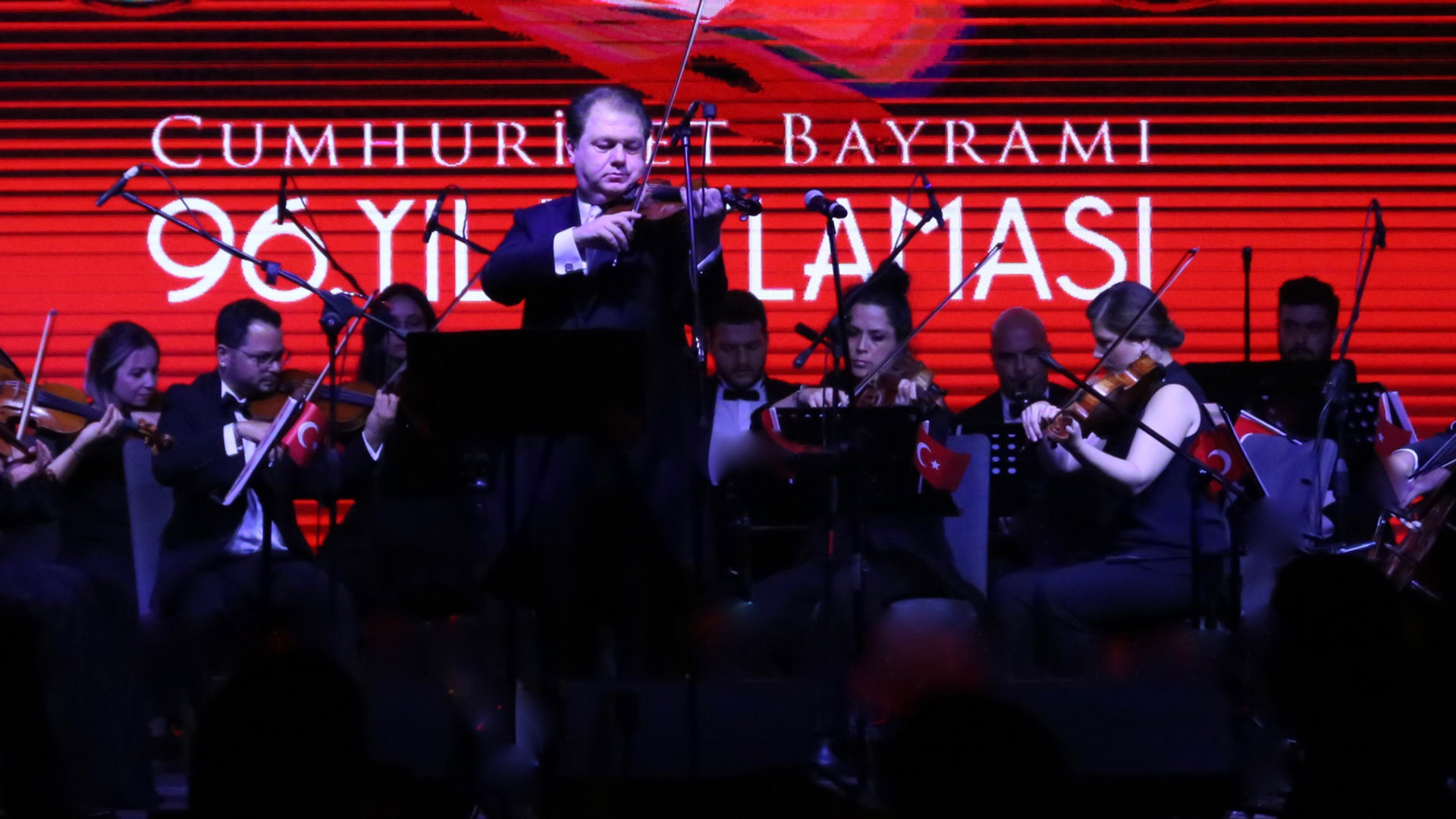 Cihat Askin Ensemble - Sound & Light System Design