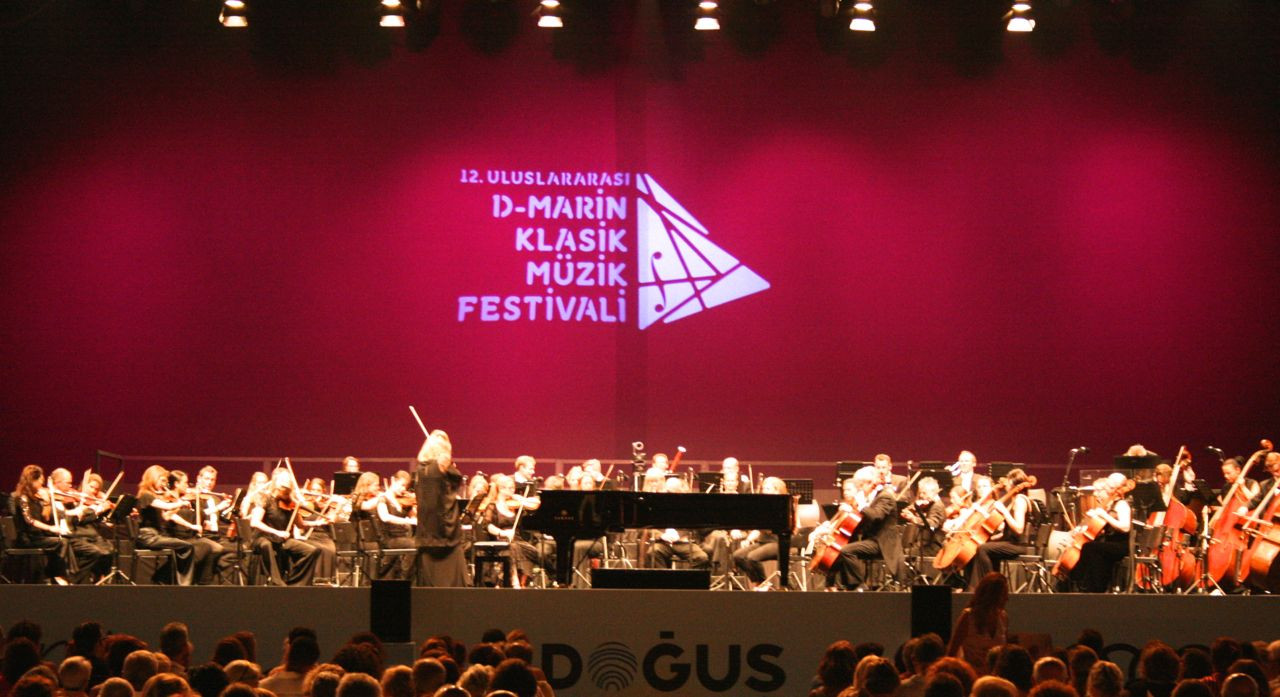 Electro Acoustics - D Marin Festival