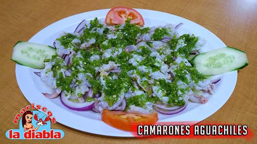 Camarones Aguachiles