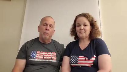 Brian and Dorothy, Virginia