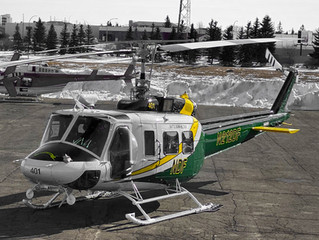 Eagle Copters Ltd. & Nevada Division of Forestry