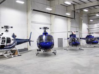 Eagle Copters and ECN Aviation working together