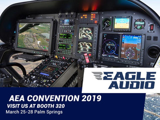 Eagle Copters at AEA 2019 next week!