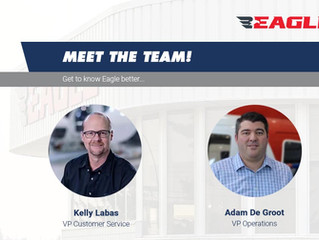 Eagle Copters New VP in Customer Support & Operations!