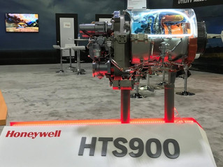 Honeywell and Eagle reach 10 year milestone with the HTS900 engine.