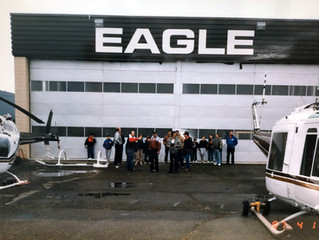 Eagle's 45th Birthday – A Look Back…