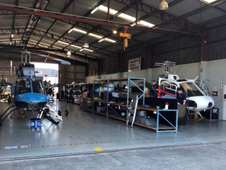 Eagle Copters Australasia acquires MRO provider Heliwork QLD!