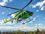 Eagle Copters Ltd. continues supporting AirLife Denver through the Eagle 407HP