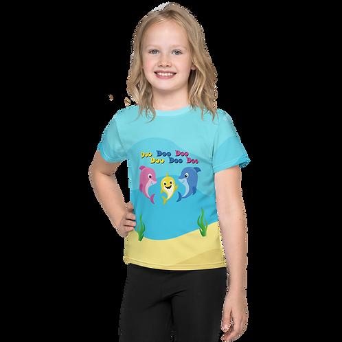 Baby Shhhhh Kids T-Shirt