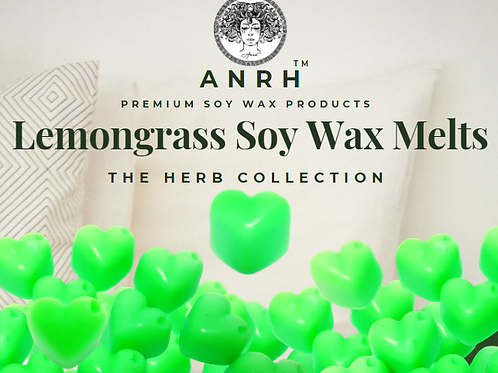 Lemongrass Soy Wax Melts