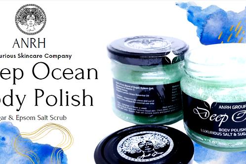 DEEP OCEAN - SUGAR & SALT BODY POLISH