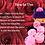 Thumbnail: Rose Soy Wax Melts With Burner