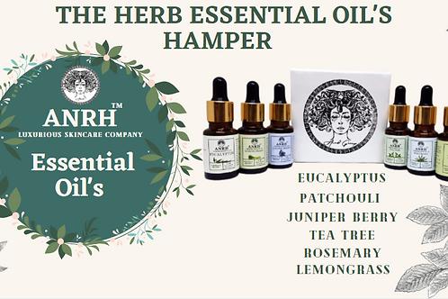 Anrh - The Herb Essential Oil's Hamper