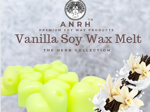 Vanilla Soy Wax Melts