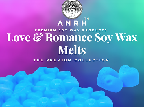 Love & Romance Soy Wax Melts