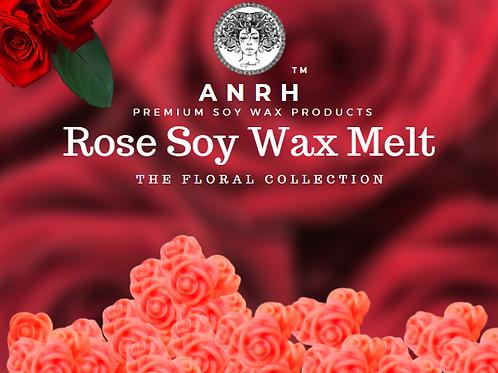 ROSE SOY WAX MELTS (Anrh Rose Fragrance Melts for Home)