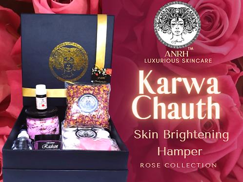 KARWA CHAUTH  Skin Brightening Hamper - Anrh
