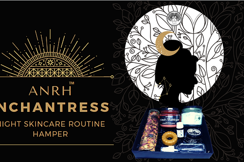 Enchantress Night Skincare Routine Hamper  (7 Anrh products in 1 Box)